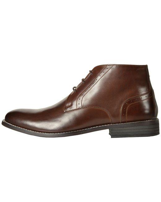 Nunn Bush Savage Men's Plain ... Toe Dress Chukka Boots S3d0ho