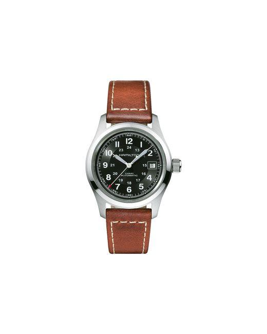 Hamilton - Black Khaki Field - H70455533 for Men - Lyst
