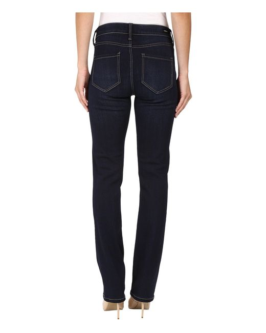 5b8966d479e26 ... Liverpool Jeans Company - Blue Sadie Straight In Stone Wash (stone Wash)  Women s Jeans ...