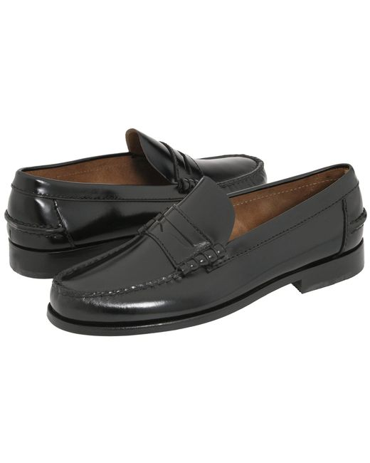 Florsheim - Black Berkley Penny Loafer (burgundy) Men's Slip On Shoes for Men - Lyst