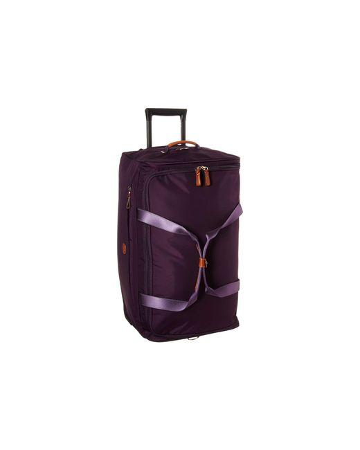 d1034c804dce Bric s - Purple X-bag 28 Rolling Duffle (violet 1) Duffel Bags for ...