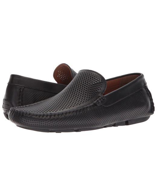 Kenneth Cole Reaction - Black Lyon Driver (brown) Men's Slip On Shoes for Men - Lyst