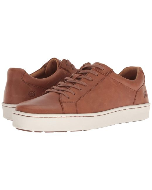 Born - Jib (brown (cuero) Full Grain Leather) Men's Lace Up Casual Shoes for Men - Lyst