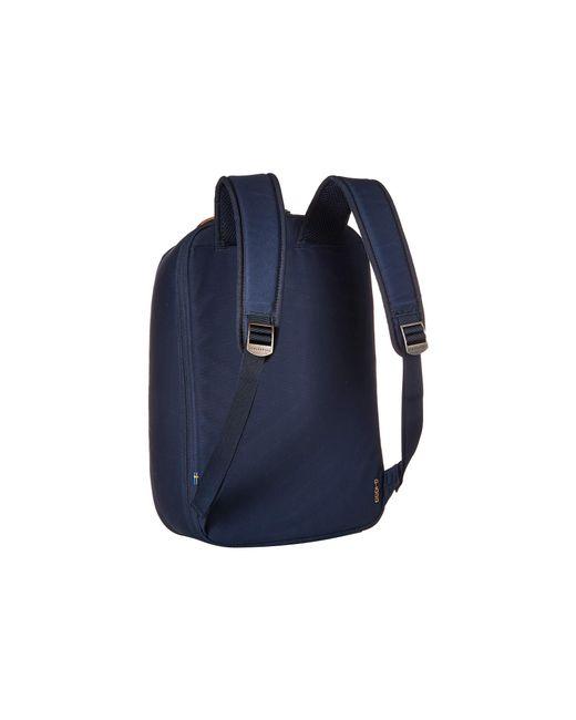 96f2fd30bdd8 ... Fjallraven - Blue Travel Pack Small (navy) Backpack Bags for Men - Lyst  ...