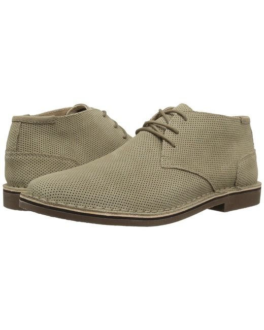 Kenneth Cole Reaction - Multicolor Desert Chukka (grey) Men's Lace Up Casual Shoes for Men - Lyst