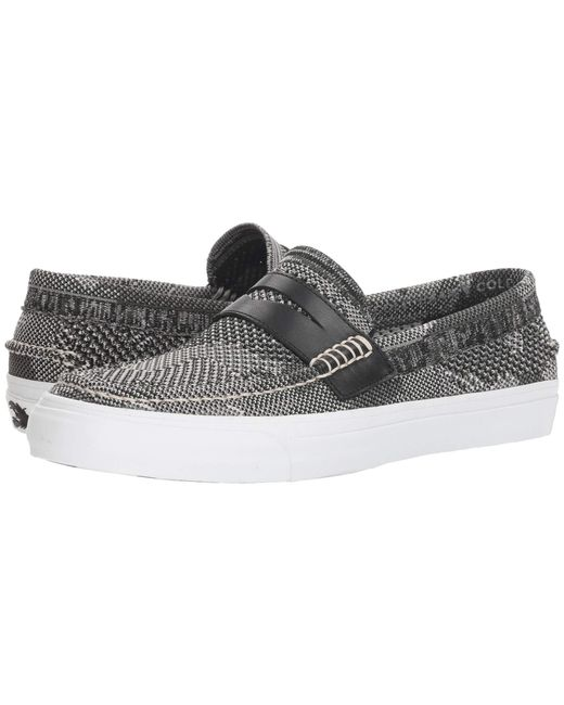 Cole Haan - Pinch Weekender Luxe Stitchlite Loafer (black/gray Camo Knit) Men's Shoes for Men - Lyst