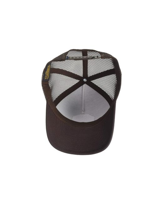 a62eaef9afc ... Pendleton - Brown National Park Trucker Hat (navy crater Lake) Baseball  Caps for ...
