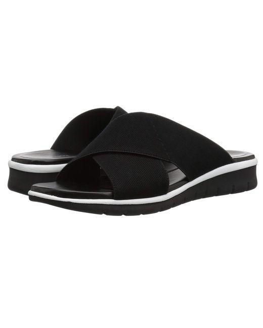 7f2fc8783109 Lyst - Easy Spirit Saffron 2 (black) Women s Shoes in Black