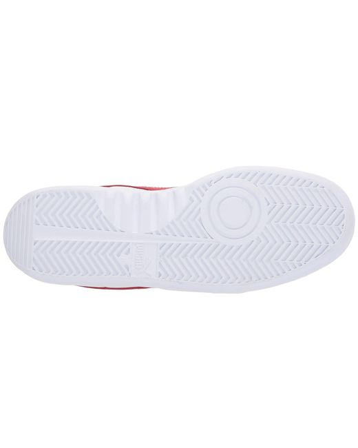 ... PUMA - California Casual (peacoat  White  Team Gold) Men s Shoes for Men  ... e4e005fc3