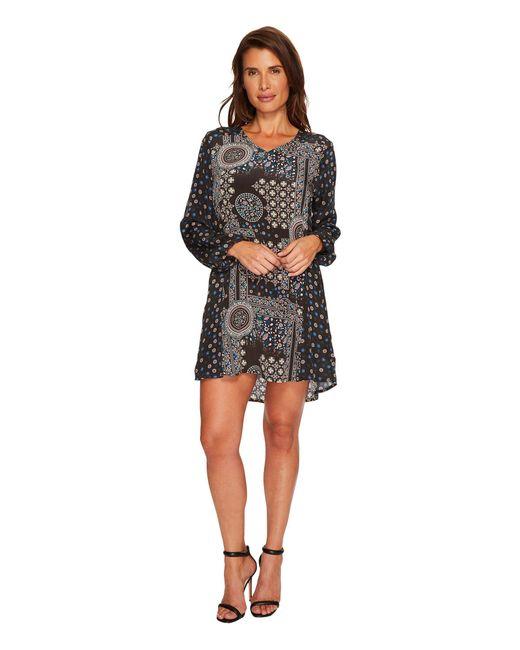Tolani | Black Arielle Tunic Dress | Lyst