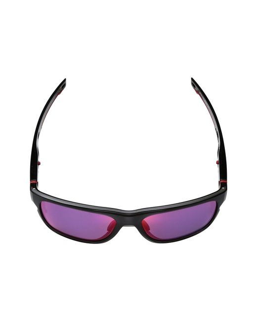 879994022b93e ... Oakley - Crossrange Xl (polished Black W  Prizm Golf) Fashion Sunglasses  - Lyst ...