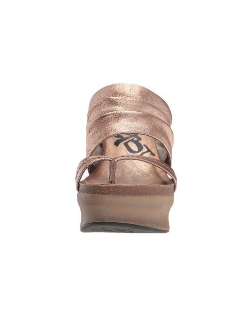 dad1b9c1548b ... Otbt - Multicolor Tailgate (copper) Women s Sandals - Lyst