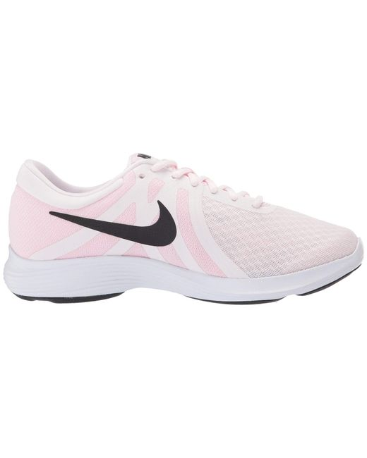 c54277eafffe ... Nike - Pink Revolution 4 (thunder Blue football Grey ashen Slate)  Women s ...