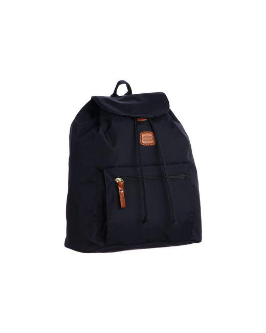Bric's - Blue X-bag Backpack (black) Backpack Bags - Lyst