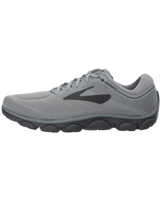 07ecb7451ef ... Brooks - Gray Anthem (ebony black grey) Men s Running Shoes for Men ...