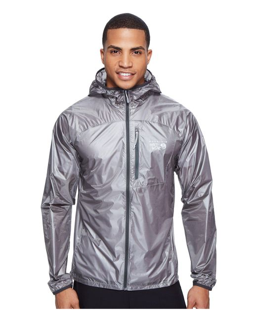 Mountain Hardwear   Gray Ghosttm Lite Jacket for Men   Lyst