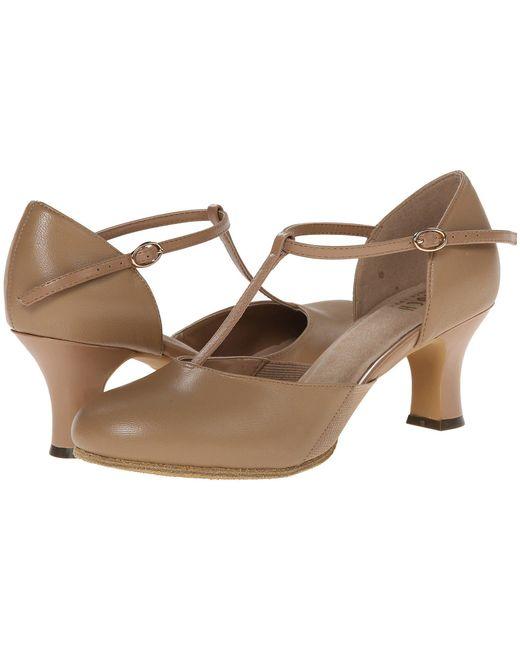Bloch - Brown Sfx Split Flex (black) Women's Dance Shoes - Lyst