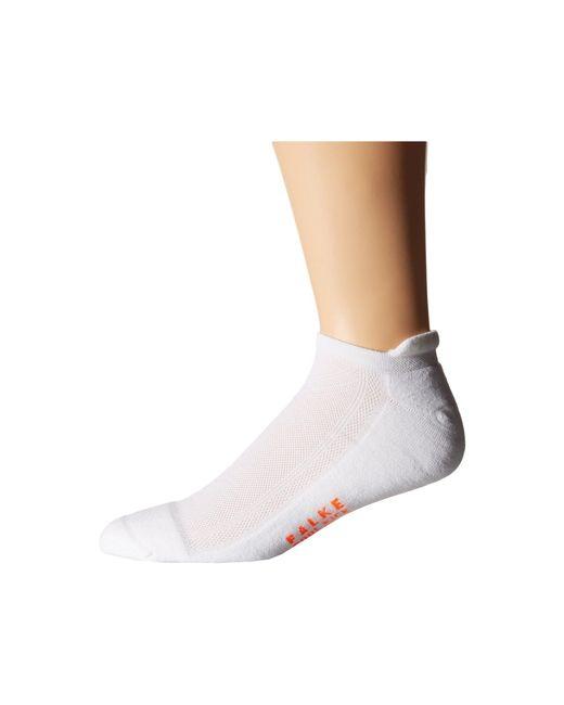 Falke - White Cool Kick Sneaker Socks for Men - Lyst