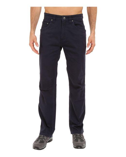 Mountain Khakis - Black Camber 105 Pant (firma) Men's Casual Pants for Men - Lyst