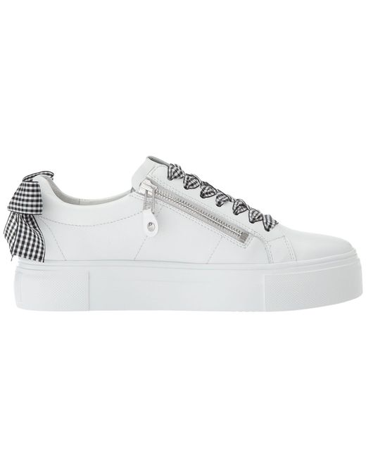 Kennel & Schmenger Big Gingham Lace Sneaker bx6GvJZ4
