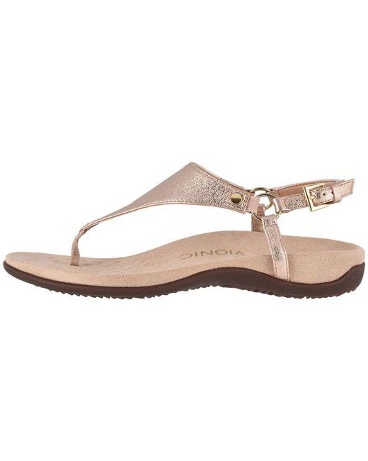 a77d755f9716b3 ... Lyst Vionic - Multicolor Kirra Metallic (navy) Women s Shoes ...