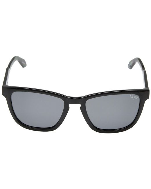 e1f21d7ff9cb2 ... Quay - Black Hardwire (olive silver) Fashion Sunglasses for Men - Lyst  ...