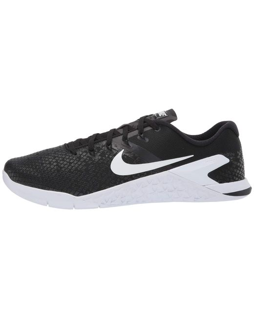 low priced d3034 68534 ... Nike - Metcon 4 Xd (black wolf Grey anthracite white) Men s ...