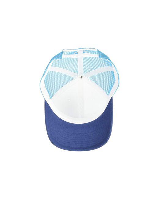 56cbadf85f0 ... Columbia - Pfg Mesh Ballcap (white Cap) Baseball Caps - Lyst ...