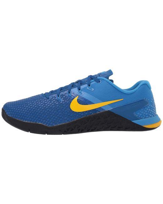 c841bed5164e Lyst - Nike Metcon 4 Xd (black wolf Grey anthracite white) Men s ...
