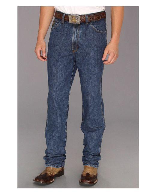 Cinch Blue Green Label Jeans for men