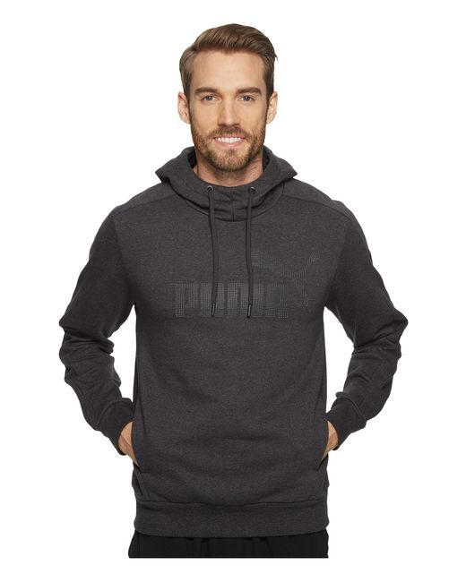 PUMA | Gray P48 Core Hoodie for Men | Lyst
