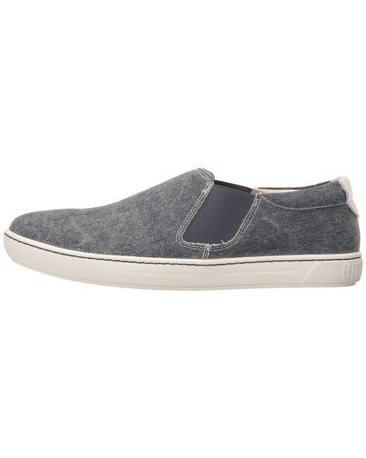 90b2e33646f3 ... Lyst Birkenstock - Blue Barrie (sand Canvas) Women s Shoes ...