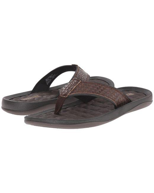 Kenneth Cole Reaction - Go Four-th (brown) Men's Sandals for Men - Lyst