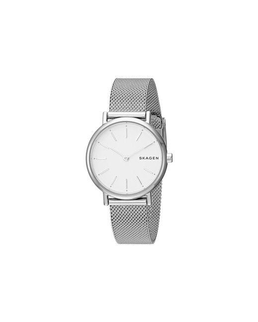 Skagen - Metallic Signatur - Skw2692 (silver) Watches - Lyst