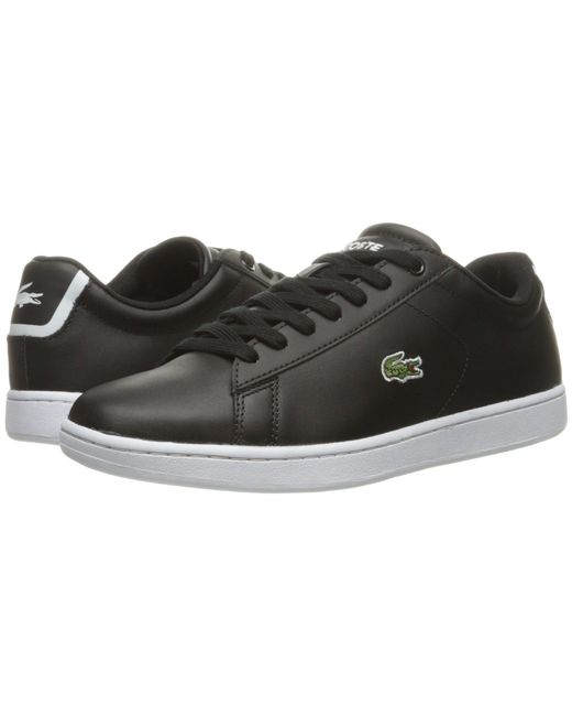 Lacoste | Black Carnaby Evo Bl 1 for Men | Lyst