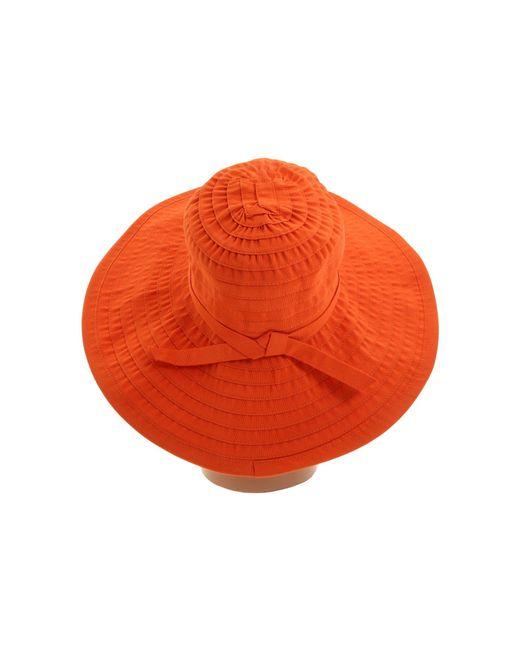 c6bd591d9c954 ... San Diego Hat Company - Orange Rbl299 Crushable Ribbon Floppy Hat  (lemon) Traditional Hats ...