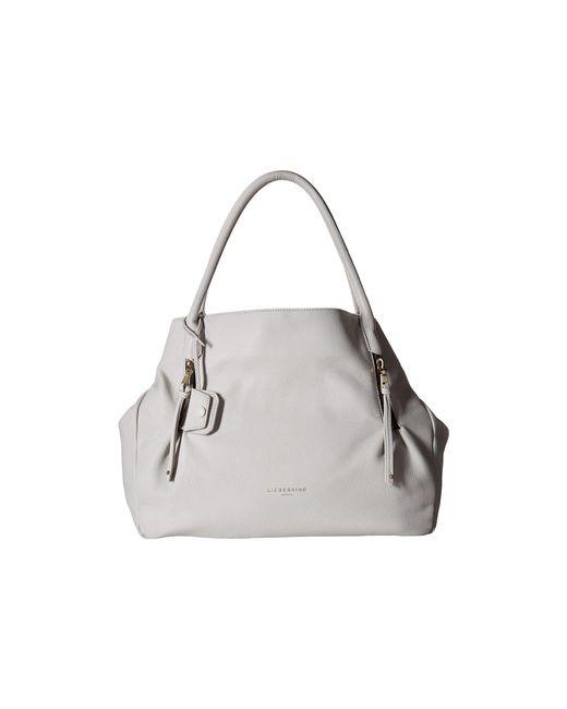 Liebeskind - White Sierra (black) Handbags - Lyst