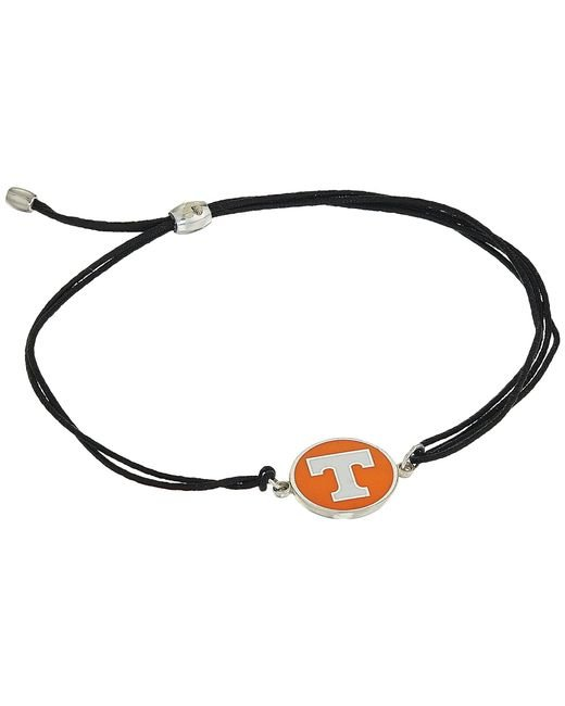 ALEX AND ANI - Metallic Kindred Cord University Of Tennessee Bracelet (sterling Silver) Bracelet - Lyst