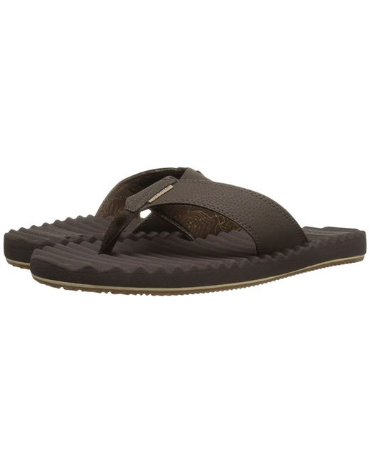 Freewaters - Basecamp (brown) Men's Sandals for Men - Lyst