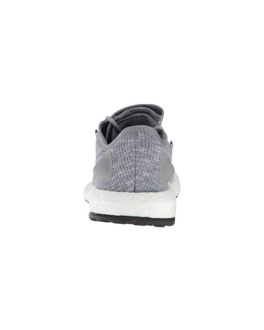 new style 6cee6 b756f ... Adidas Originals - Gray Pureboost (grey Threegrey Twogrey Two) Mens  ...