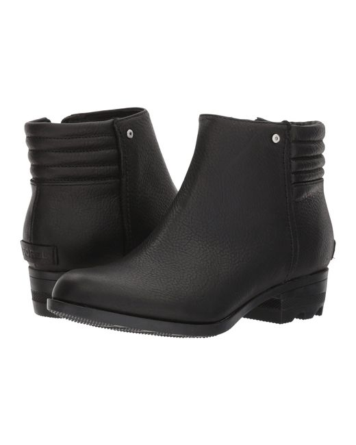 Sorel - Danica Short (quarry/black) Women's Waterproof Boots - Lyst