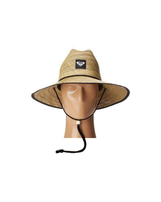 ... Roxy - Multicolor Tomboy 2 Sun Hat (true Black) Traditional Hats - Lyst  ... ef64e96bd782