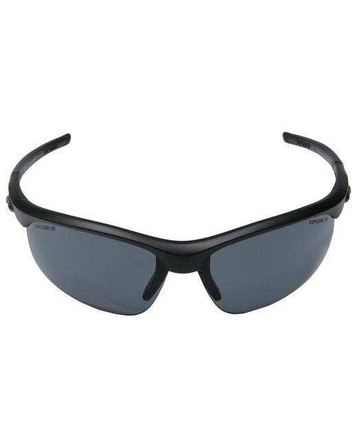902675bd2c ... Tifosi Optics - Velocetm Tactical (matte Black) Sport Sunglasses for  Men - Lyst ...