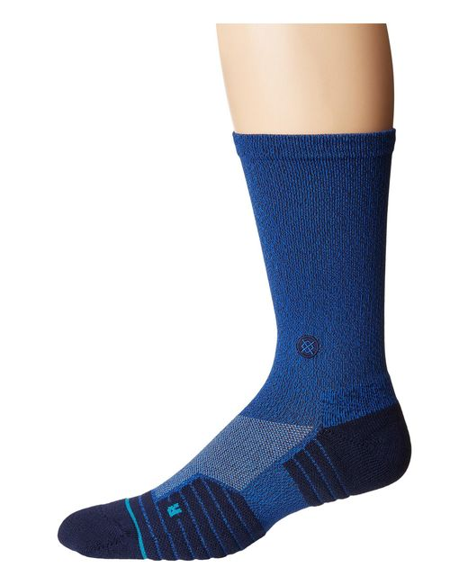 Stance - Blue Athletic Icon (white) Men's Low Cut Socks Shoes for Men - Lyst