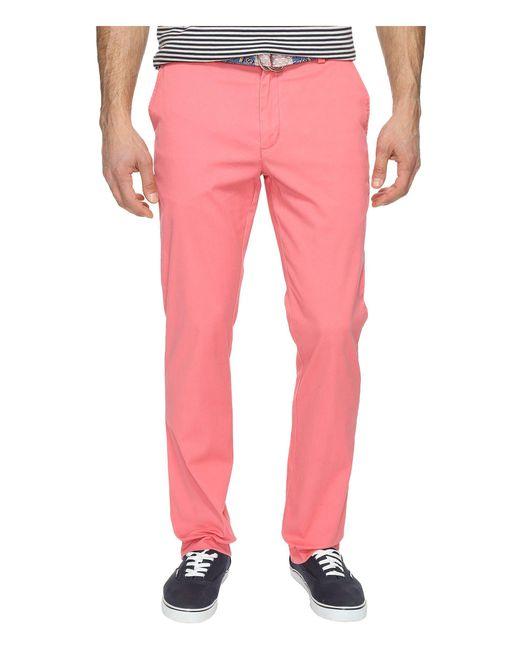 Vineyard Vines - Pink Breaker Pants for Men - Lyst