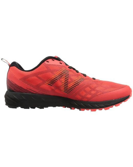 975aa35b9ec5 ... New Balance - Red Summit Unknown Trail Running Shoe for Men - Lyst ...