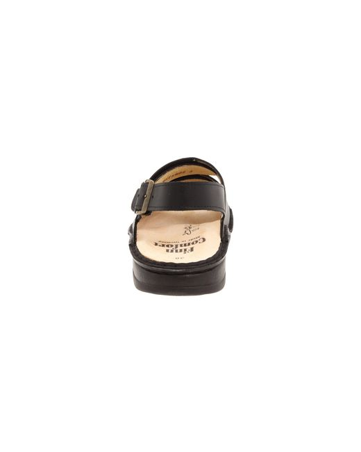 591d6bca9fdc ... Finn Comfort - Sylt - 82509 (black Nappa Soft Footbed) Women s Shoes ...