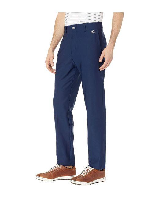 748609c1b ... Adidas Originals - Blue Ultimate 3-stripes Tapered Pants (grey Three)  Men's Casual ...