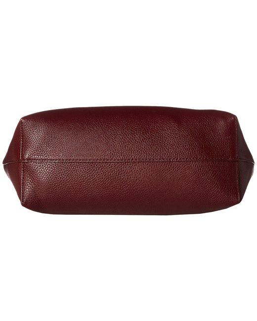 new concept 199dd 9d3c6 lauren ralph lauren saffiano satchel handbag ... 3935aa5498df2