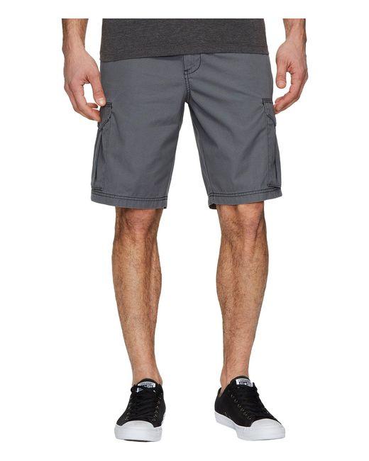 Tommy Bahama Gray Island Survivalist Cargo Shorts for men